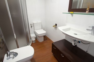 Cuarto de Baño - Apartamentos Cuna 41 Atico