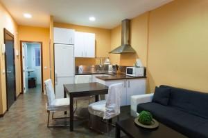 Salón - Comedor Apartamentos Cuna 41 1ºA