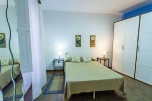 Dormitorio Principal Apartamentos Cuna 41 1ºA